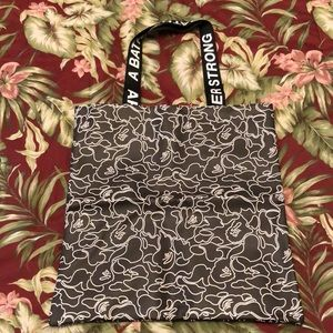Bape Bags - NEW!!! Bape large tote